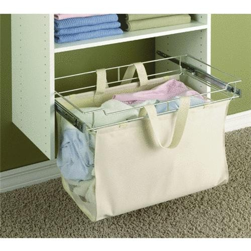 Easy Track - Stow Co Easy Track Closet Hamper