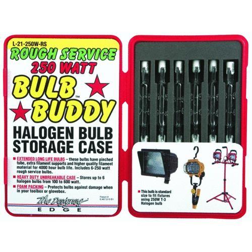 Woods Ind. 250W Halogen Bulb Storage Case
