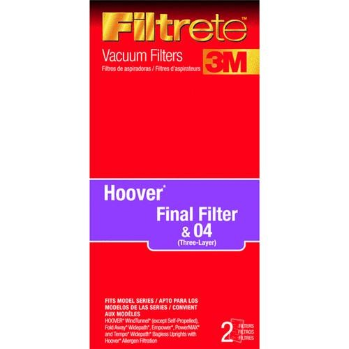 Electrolux Home Care Hoover Final Vacuum Filter