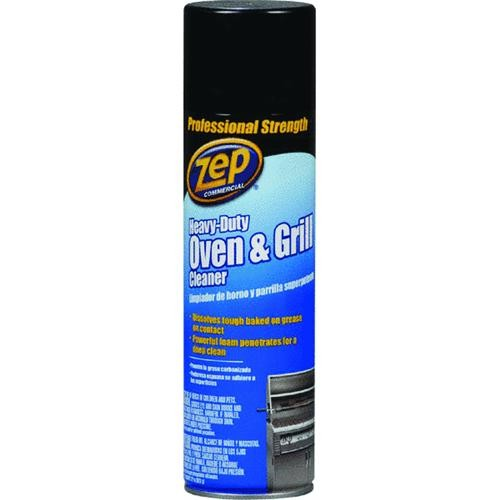 Enforcer Zep Zep Commercial Grill And Oven Cleaner