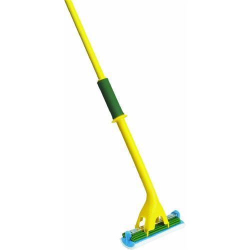F H P-LP O-Cedar Fast 'n Easy Roller Sponge Mop