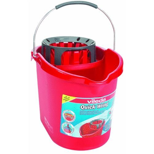 F H P-LP Quick Wringer Mop Bucket
