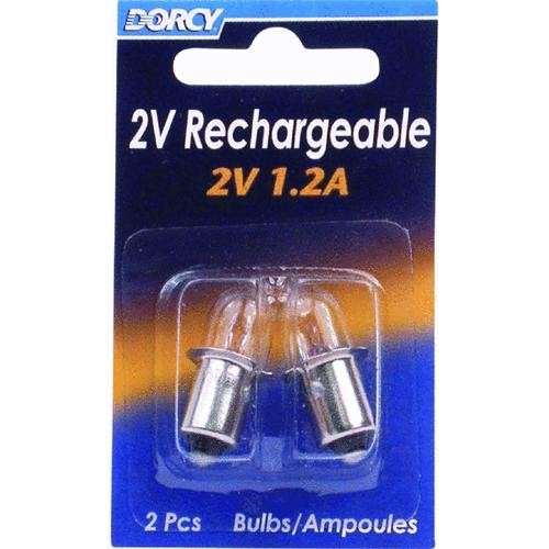 Dorcy International 2V Krypton Replacement Bulb