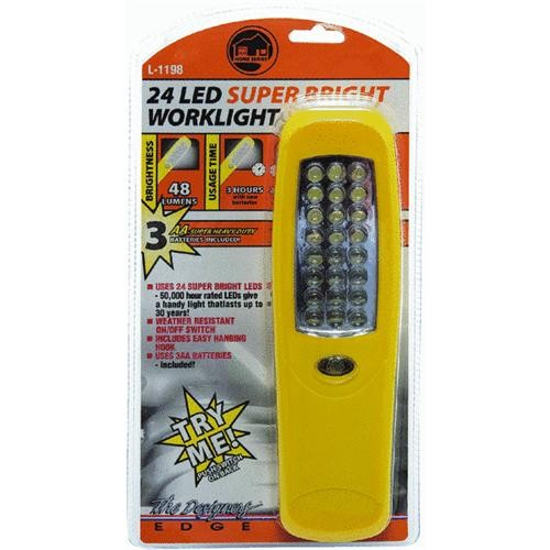 Woods Ind. 24 LED Hand Held Cordless Work Light