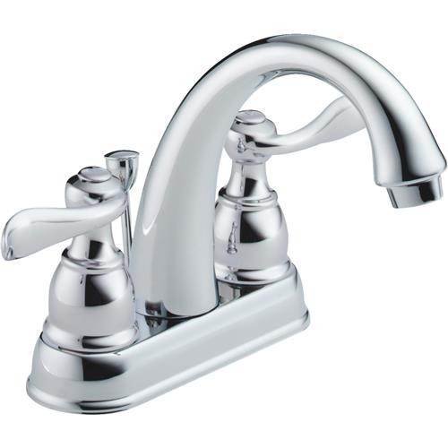 Delta Faucet Delta Windemere 2-Handle Lavatory Faucet With Pop-Up