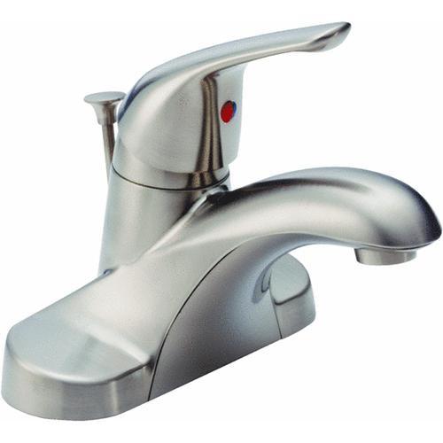 Delta Faucet Delta Single Lever Lavatory Faucet
