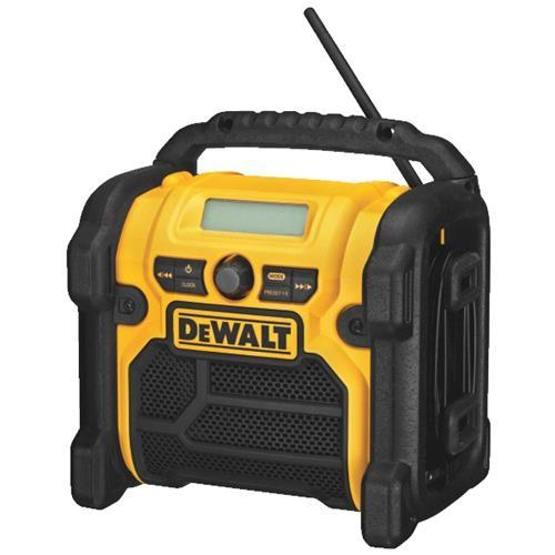 Dewalt DeWalt Compact Cordless Jobsite Radio - Bare Tool