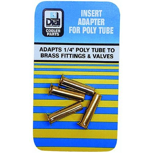 Dial Mfg. Low Lead Brass Insert