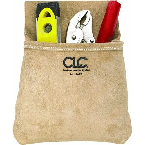 Custom Leathercraft Leather Nail Bag