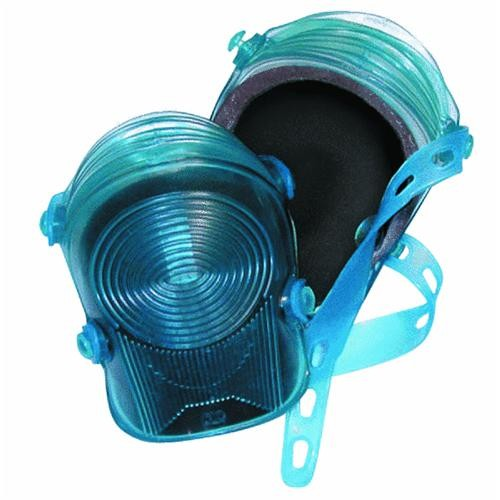 Custom Leathercraft Comfort System Flex Gel Kneepads