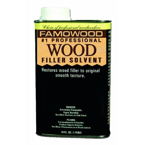 Eclectic Prod. Famowood Solvent