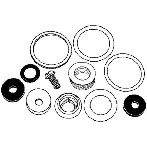 Danco Perfect Match Tub/Shower Diverter Stem Faucet Repair Kit For Price Pfister
