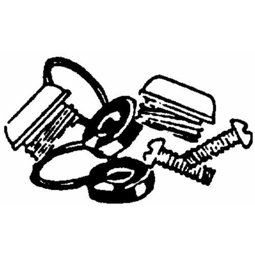 Danco Perfect Match Faucet Repair Kit For Chicago 2-Handle Faucet