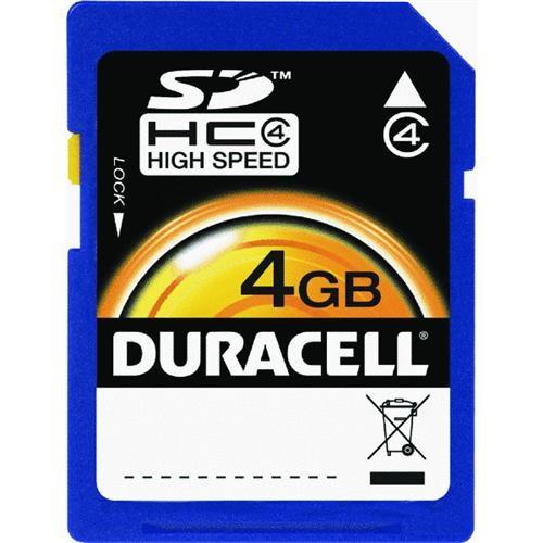 Dane-Elec Duracell SD Memory Card