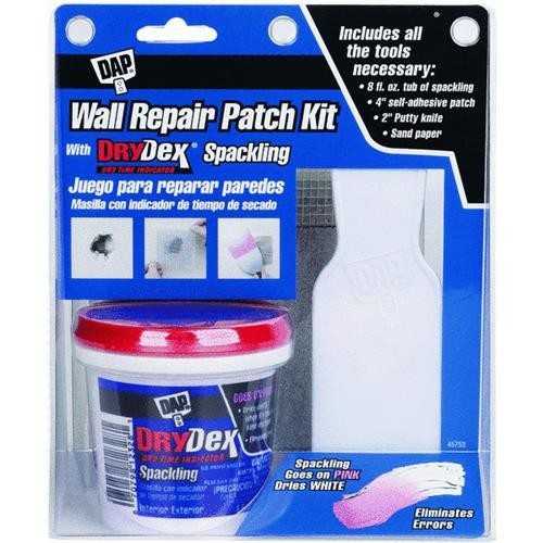 Dap Drydex Wall Repair Patch Kit