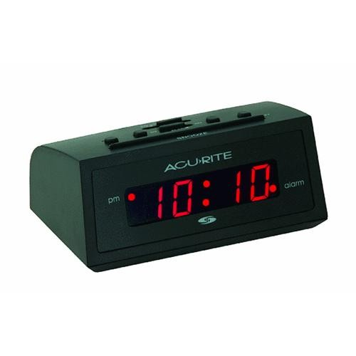 Chaney Instrument Acurite Electric Alarm Clock