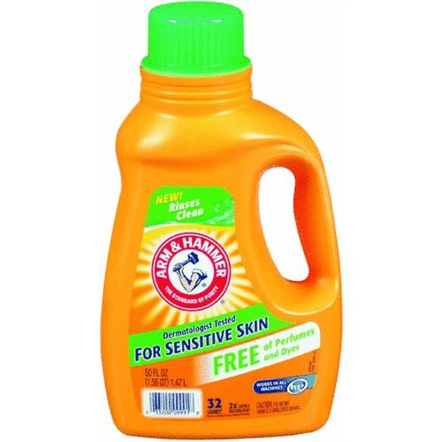 Church & Dwight Co Arm & Hammer Laundry Detergent For Sensitive Skin