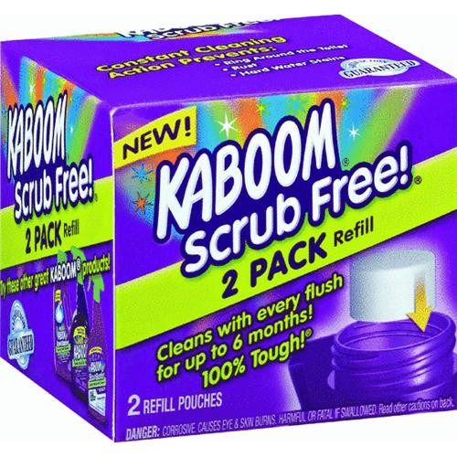 Church & Dwight Co KABOOM Toilet Cleaner Refill