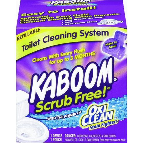 Church & Dwight Co KABOOM Automatic Toilet Cleaner System