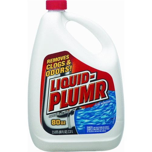 Clorox/Home Cleaning Liquid Plumr Liquid Drain Cleaner