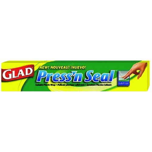 Clorox/Home Cleaning Glad Press'n Seal Plastic Food Wrap