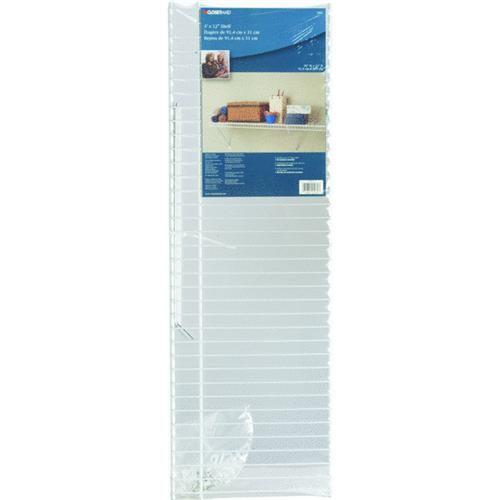 ClosetMaid White Linen Shelf Kit