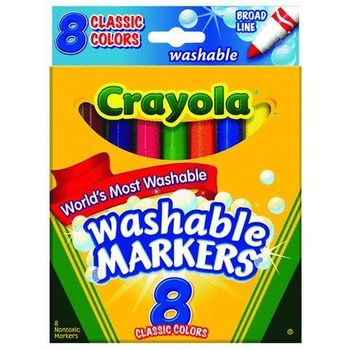 Crayola L L C Crayola Washable Marker