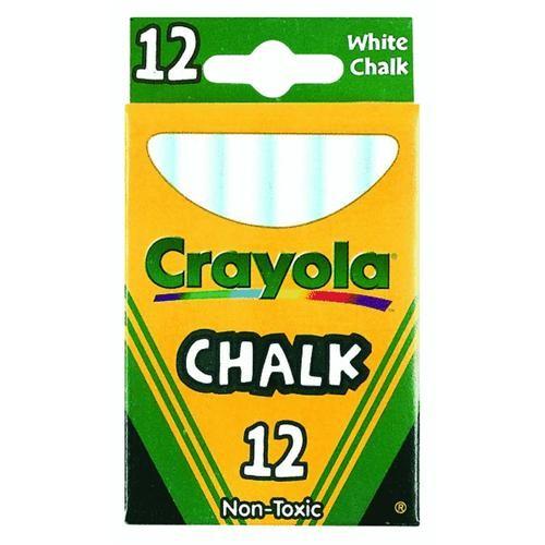Crayola L L C White Chalk