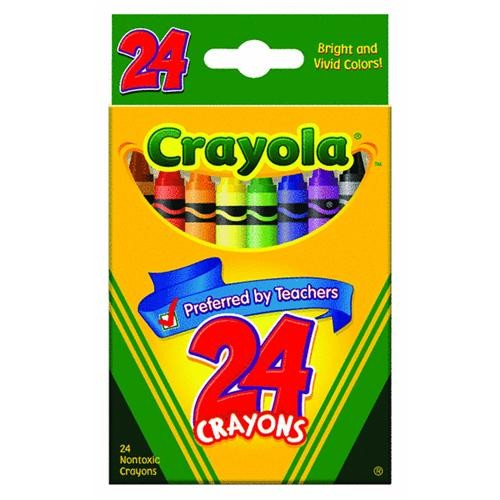 Crayola L L C Crayola Crayons