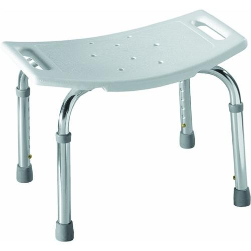 CSI Donner Adjustable Shower Tub Seat