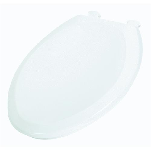 Bemis/Mayfair Premium Sweptback Slow-Close Plastic Elongated Toilet Seat