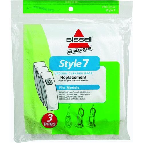 Bissell Homecare International Bissell Style 7 Vacuum Bag