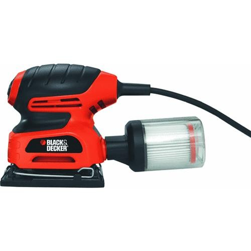 Black & Decker Black & Decker 1/4 Sheet Orbital Finish Sander