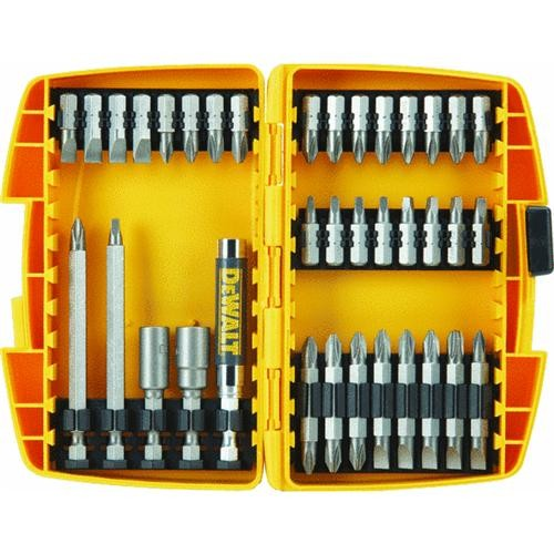 Black & Decker/DWLT 37-Piece Screwdriver Bit Set