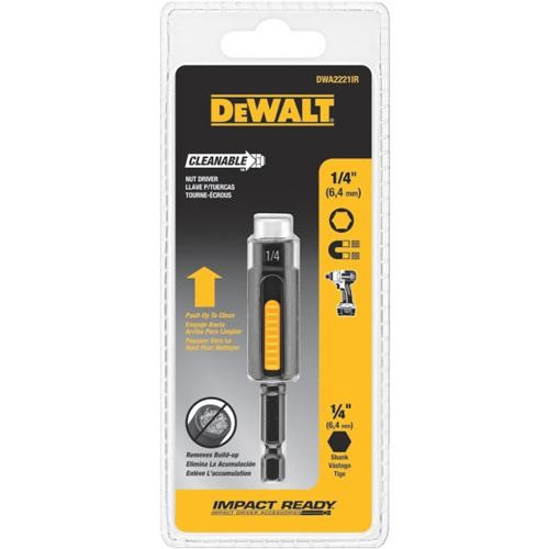 Black & Decker/DWLT DeWalt Cleanable Impact Nutdriver