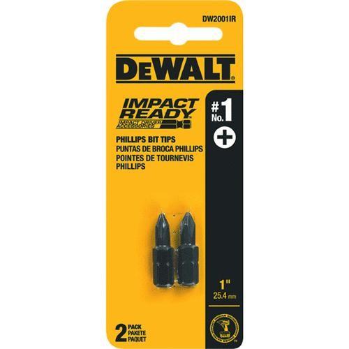 Black & Decker/DWLT DeWalt Insert Impact Screwdriver Bit