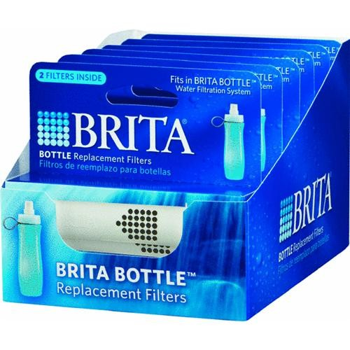 Brita Div of Clorox Brita Water Bottle Filter