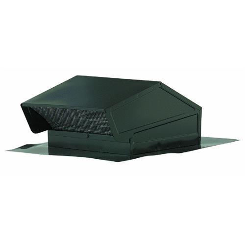 Broan-Nutone Spring-Loaded Back Draft Damper Roof Cap