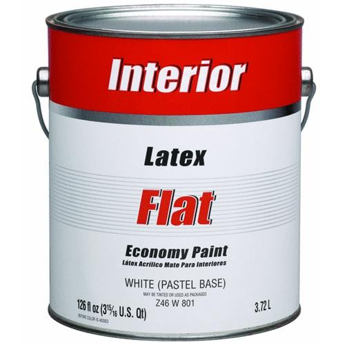 - Economy Interior Latex Flat Wall Paint