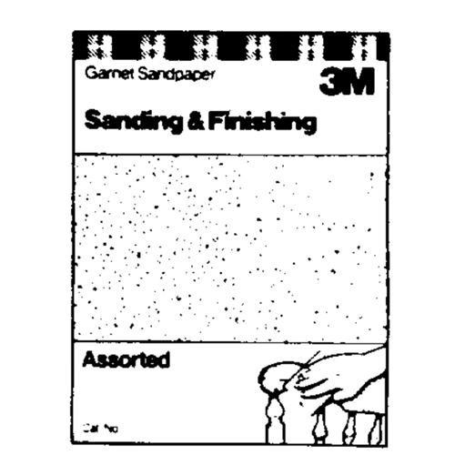 3M 3M Wetordry Sandpaper