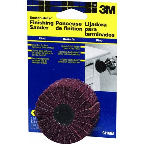 3M 3M Scotch-Brite Finishing Sander Wheel