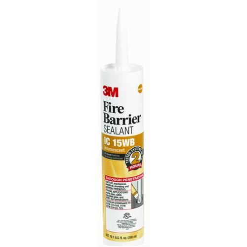 3M 3M 2 Hour Fire Barrier Fireblock Sealant