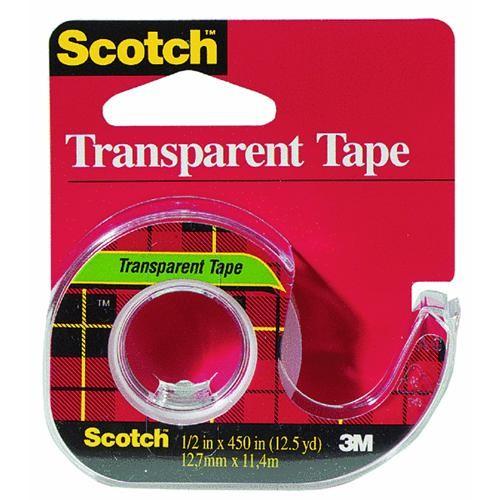 3M Scotch Transparent Tape