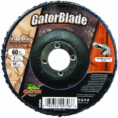 Ali Ind. Gator Blade Angle Grinder Flap Disc