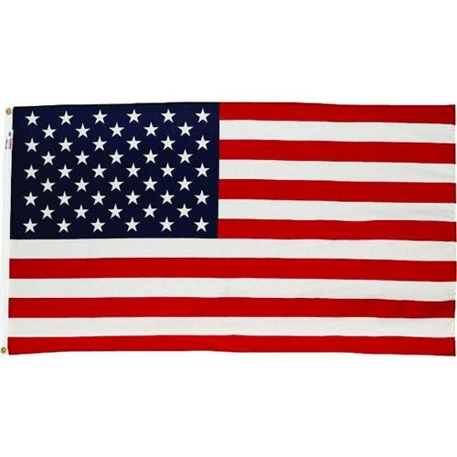 Valley Forge Betsy 3' x 5' Polycotton U.S. Flag
