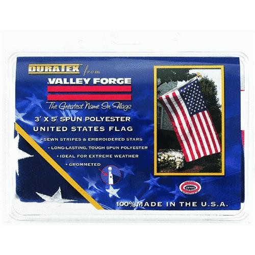 Valley Forge 3' X 5' U.S. Flag