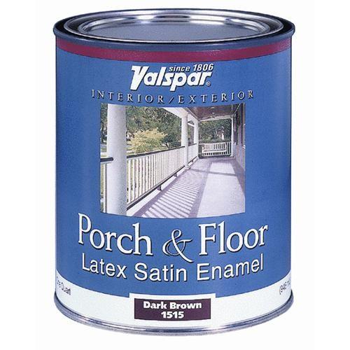 Valspar Valspar Interior And Exterior Latex Porch & Floor Enamel