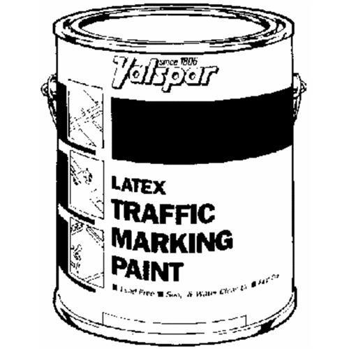 Valspar Valspar Latex Traffic Marking Paint