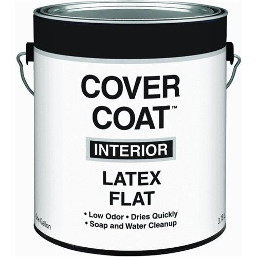 Valspar Cover Coat Contractor Grade Interior Latex Flat Paint