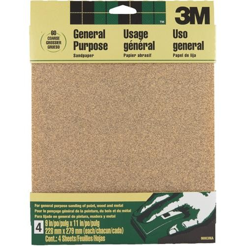 3M 3M General Purpose Sandpaper